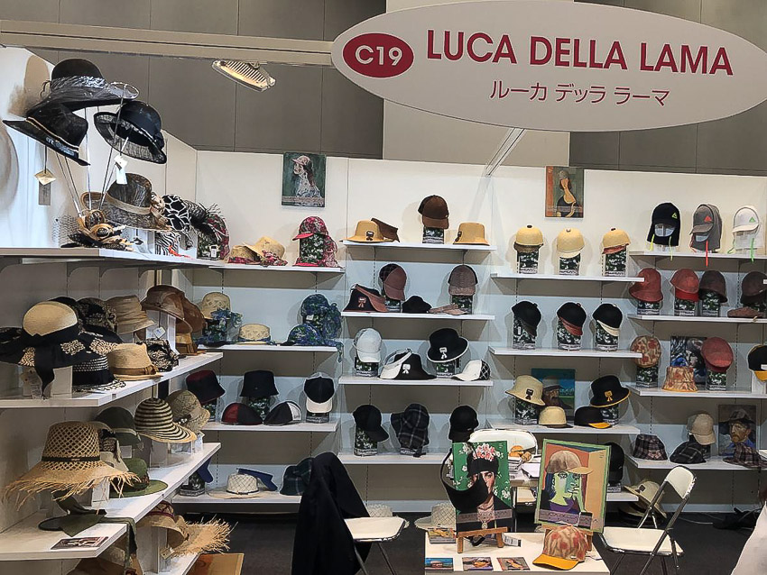 detailed look d487c 9a9d6 Luca della Lama - Spring-Summer 2020 - MODA ITALIA - Tokyo 2 ...